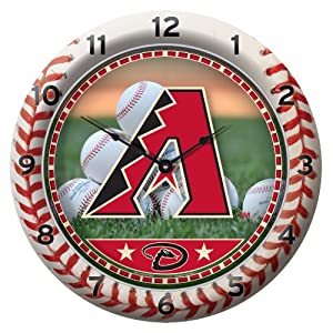 MLB Arizona Diamondbacks Game Time Clock by WinCraft