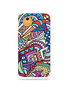 alDivo Premium Quality Printed Mobile Back Cover For Micromax Canvas Android One / Micromax Canvas Android One Printed Mobile Case / Back Cover (MZ215)