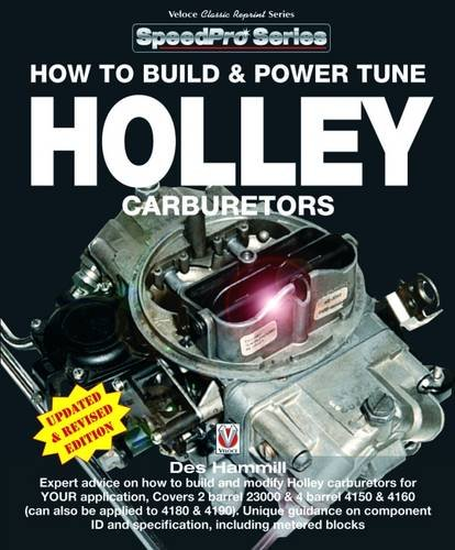 How to Build & Power Tune Holley Carburetors