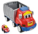 Fisher-Price Little People Wheelies Zig The Big Rig Children, Kids, Game