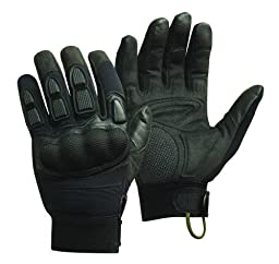 Camelbak Magnum Force Kevlar Knuckle Gloves Black Large MP3K0510