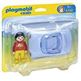 Playmobil Convertible Car, Multi Color
