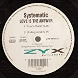 Systematic - Love Is The Answer - ZYX Music - ZYX 7548-12