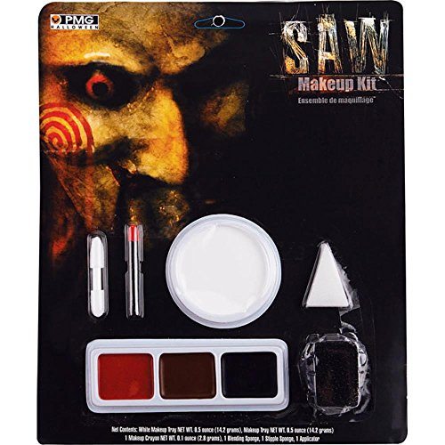 Adult Saw Movie Make Up Kit