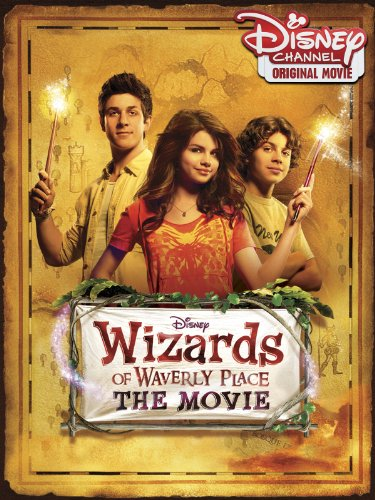 Amazon Com Wizards Of Waverly Place The Movie Inc