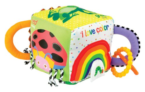 World of Eric Carle, Discovery Cube by Kids Preferred