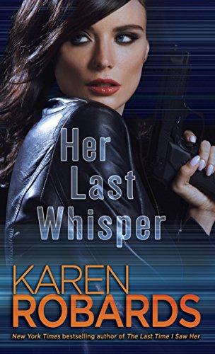 Image of Her Last Whisper: A Novel (Dr. Charlotte Stone Book 3)