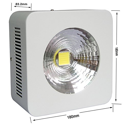 Galaxyhydro(Tm) 1*150W Led High Bay Light With Cob Reflector For Warehouse, Factory