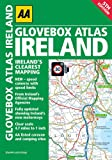 img - for Glovebox Atlas Ireland (AA Glovebox Atlas) book / textbook / text book