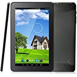 """9"""" Upgraded Dual Core Android Tablet PC - 5 point Capacitive Display Touchscreen 1024 x 600 with DUAL CAMERAS - Android 4.1 (Jelly Bean) - HDMI"""