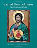 img - for Sacred Heart of Jesus Coloring Book book / textbook / text book