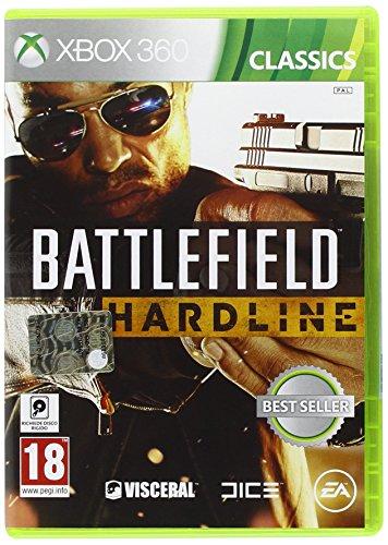 BATTLEFIELD HARDLINE - Classics - Xbox 360
