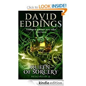 Queen Of Sorcery: Book Two Of The Belgariad (The Belgariad (TW)) David Eddings