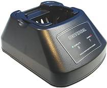 Universal Rapid Intellicharger for Motorola Mototrbo XPR-6300, XPR-6350, XPR-6500, XPR-6550 XiR P-8200, P-8208, P-8260, P-8268 DP-3400, DP-3401, DP-3600, DP-3601 DGP-4150, DGP-4150+, DGP-6150, DGP-6150+ XPR6580 XPR6380 Radios