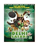 Delhi Safari (2012) is an animated Indian movie in Hindi. It is available in both 3D and 2D versions. This film is directed by Nikhil Advani and features the voices of Govinda, Akshay Khanna, Suniel Shetty, and Urmila Matondka...