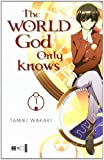 Tamiki Wakaki The World God Only Knows 01