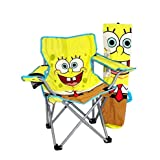 Kids Spongebob Square Pants Folding Camping Chair