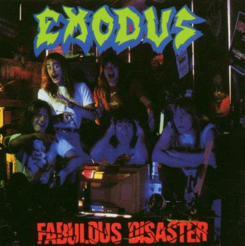 Exodus – Fabulous Disaster (LP) (1988) [FLAC]