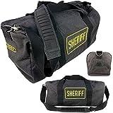 The Walking Dead Rick Grimes Sheriff Duffel Bag