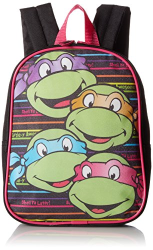 Teenage Mutant Ninja Turtles Little Girls Turtle Power Backpack