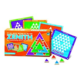 Zenith Laminated Game Boards