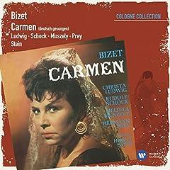 Carmen � Oper in 4 Akten (deutsch gesungen), Erster Akt: Nr.5 Ja, die Liebe hat bunte Fl�gel (Habanera: Carmen, Chor)