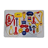 Doctor Play Set Toy Kit 20 Pieces, Educational For Children, Boys And Girts 3 Years Old And Up High Quality, Great...