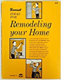 img - for Sunset ideas for remodeling your home, book / textbook / text book