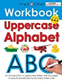 Uppercase Alphabet: An Introduction to Uppercase Letters (Wipe Clean)