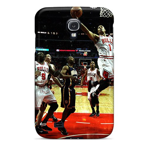 Premium Chicago Bulls Derrick Rose Heavy-Duty Protection Case For Galaxy S4