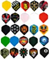 20 Sets Wholesale Standard Dart Flights