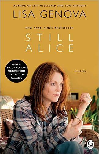 Still Alice written by Lisa Genova
