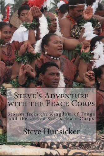 Steve's Adventure with the Peace Corps cover