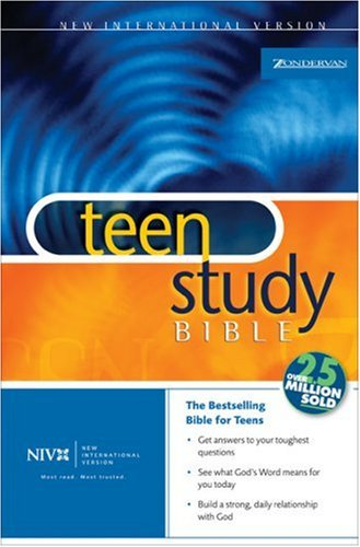 Teen Study Bible (New International Version)