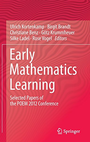 Early Mathematics Learning: Selected Papers of the POEM 2012 Conference