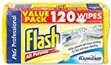 Flash computers VGFLW/120 - Flash All Purpose Wipes Lemon Pk120