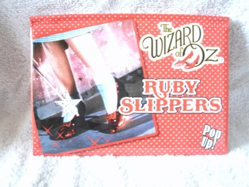 The Wizard Of Oz Ruby Slippers Pop Up Book - 1