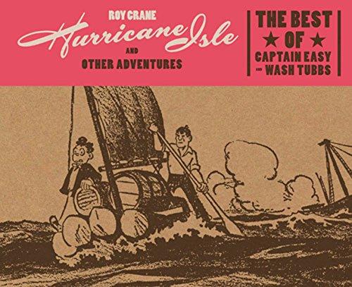 Hurricane Isle HC Captain Easy&Wash Tubbs (The Best of Captain Easy and Wash Tubbs)