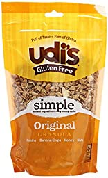 Udi\'s, Gluten Free Original Granola, 12 oz