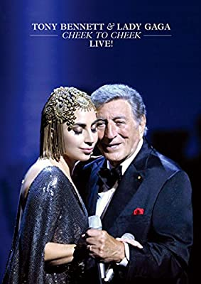 Tony Bennett & Lady Gaga - Cheek To Cheek Live! [Japan DVD] UIBS-1037