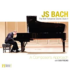 Bach: The Well-Tempered Clavier, Book 1 - A Composer's Approach