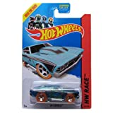 69 Chevelle '14 Hot Wheels 179/250 (Blue) Vehicle