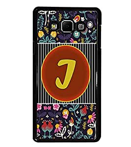 PrintDhaba SAMA8bet I D-3130 Back Case Cover for SAMSUNG GALAXY A8 (Multi-Coloured)