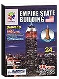 Empire State Building 3D Puzzle, 24 Pieces by 3d Puzzle Place