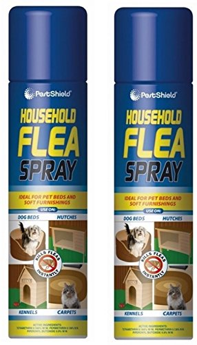 2x-household-flea-aerosol-spray-animal-flea-killer-dog-cat-tick-protection-200ml-by-wilsons-direct