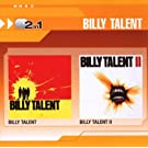 coffret 2 CD :  Billy Talent - Billy Tallent II