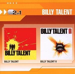 coffret 2 CD :  Billy Talent - Billy Tallent II