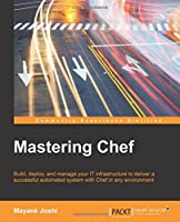 Mastering Chef Front Cover