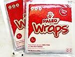 Paleo Wraps, Gluten Free Coconut Wrap...