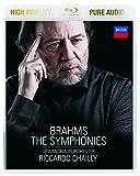 Brahms: The Symphonies Blu-ray Pure Audio